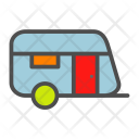 Vehicle Cabin Mobile Icon