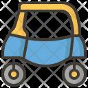 Vehicle Toy Car Icon