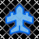 Vehicle Plane Transportation Icon