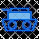 Vehicle Tank War Icon