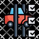 Vehicle Diagnosis Icon