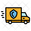 Truck Movement Delivery Icon