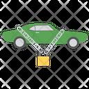 Vehicle Security Icon