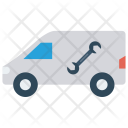 Vehicle Service Truck Icon