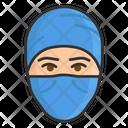Veil Girl Icon
