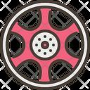 Velg Rim Auto Icon