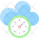 Velocity Dashboard Cloud Icon