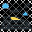 Velomobile Icon
