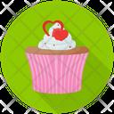 Velvet Cupcake Icon