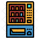 Beverages Vending Machine Icon