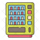 Vending Machine Soda Machine Gumball Machine Icon