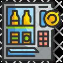 Vending Machine Coin Machine Vending Icon