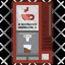 Vending Machine Technology Coffee Restaurant Coffeemachine Icon
