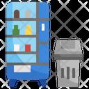 Vending Machine Smart Technology Electronics Icon