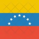 Venezuela bolivarian Icon