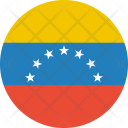 Venezuela bolivarian republic Icon