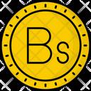 Venezuela Bolvar Icon