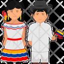 Venezuela Dress Urbanized Clothing Venezuela Couple Icon