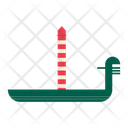 Venice Boat Gondola Icon