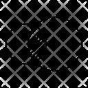 Venn Diagram Math Icon