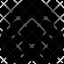 Venn Diagram Graph Icon