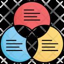 Business Diagram Graph Icon