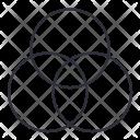 Analysis Comparison Venn Icon
