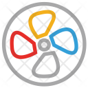 Air Cooler Fan Icon