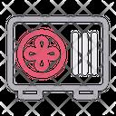 Ventilator Ac Fan Icon