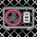 Ventilator Ac Output Icon