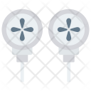 Ventilator Airfan Conditioner Icon