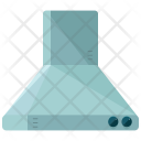 Ventilator Chimney Kitchen Icon