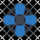 Fan Ventilator Energy Icon