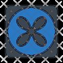 Fan Exhaust Ventilator Icon