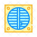 Ventilation Repair Color Icon