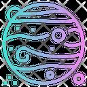 Venus Planet Space Icon