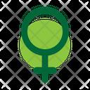 Venus Atrology Zodiac Icon