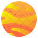 Venus Astronomy Planet Icon