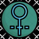 Venus Astronomy Galaxy Icon
