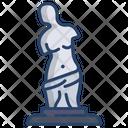 Venus De Milo Statue Of Venus De Milo Museum Icon