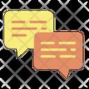 Verbal Communicationm Verbal Communicationchat Conversation Icon