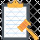 Verdict Justice Judge Icon