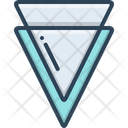 Verge Coin Crypto Currency Icon