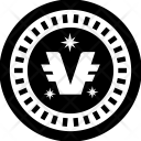 Veri Coin Icon