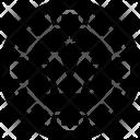 Vericoin Cash Worldwide Icon