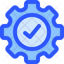 Help Support Verification Icon