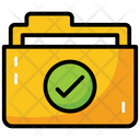 Verification Folder Icon