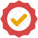 Verified Approved Document Icon