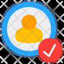 Verified Checked Checkmark Icon