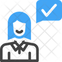 Verified Approved Checked Icon